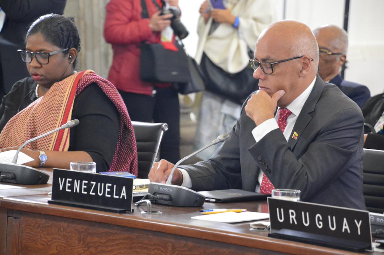 Vicepresidente Jorge Rodríguez participa en instalación de la Celac en México