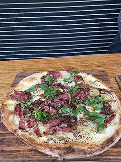2019 Melbourne: Moor's Head Pizza Restaurant