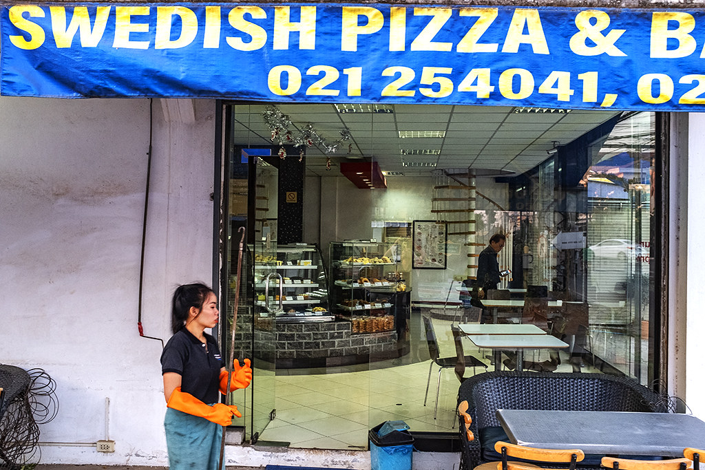 SWEDISH PIZZA AND BAKING HOUSE--Vientiane