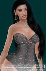 Malibu Shapes ::: Ravena - GENUS Project Strong