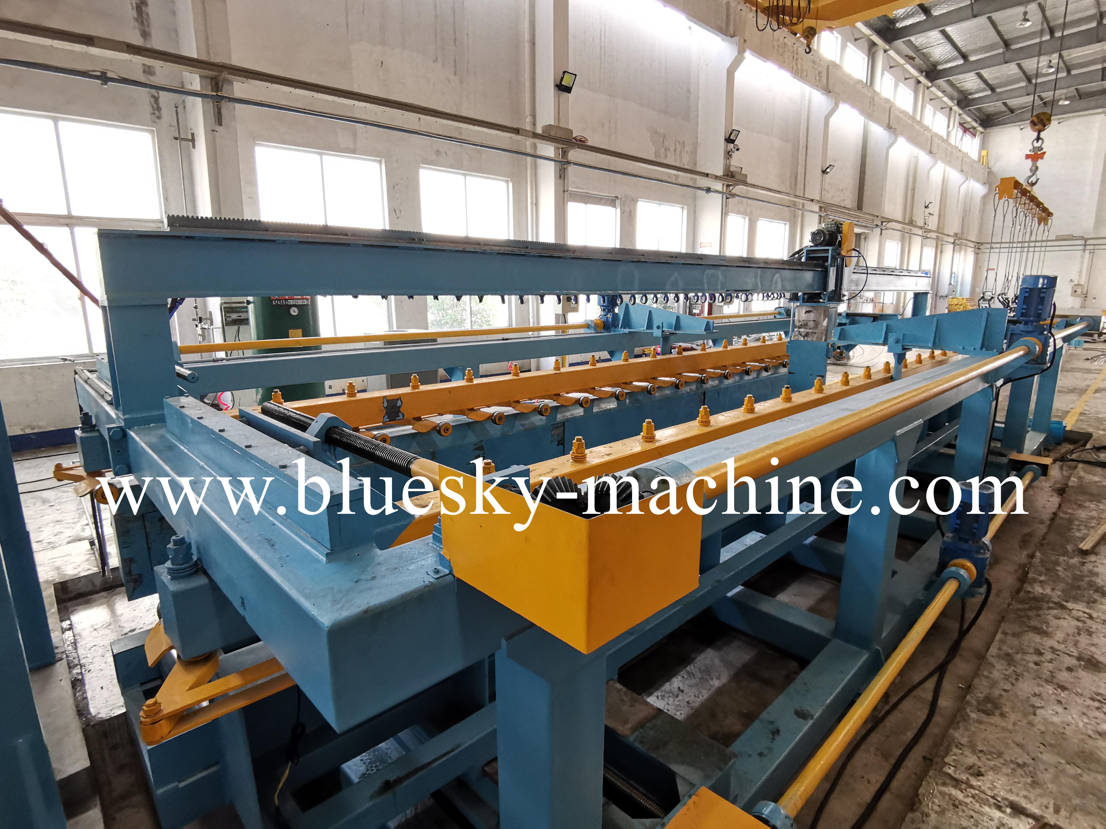 15.Hydraulic Elevating Platform