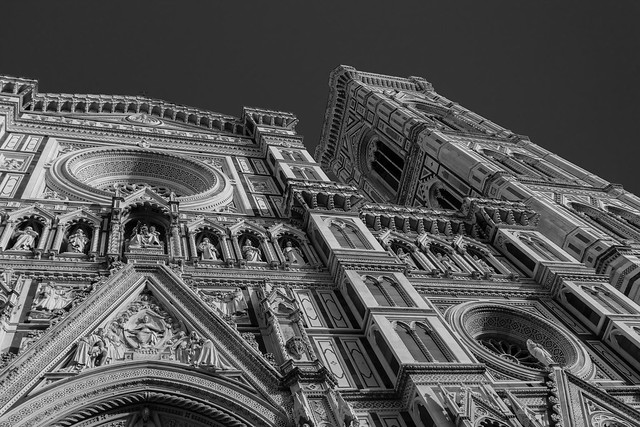 Cathedral of santa maria del fiore (the duomo) in florence