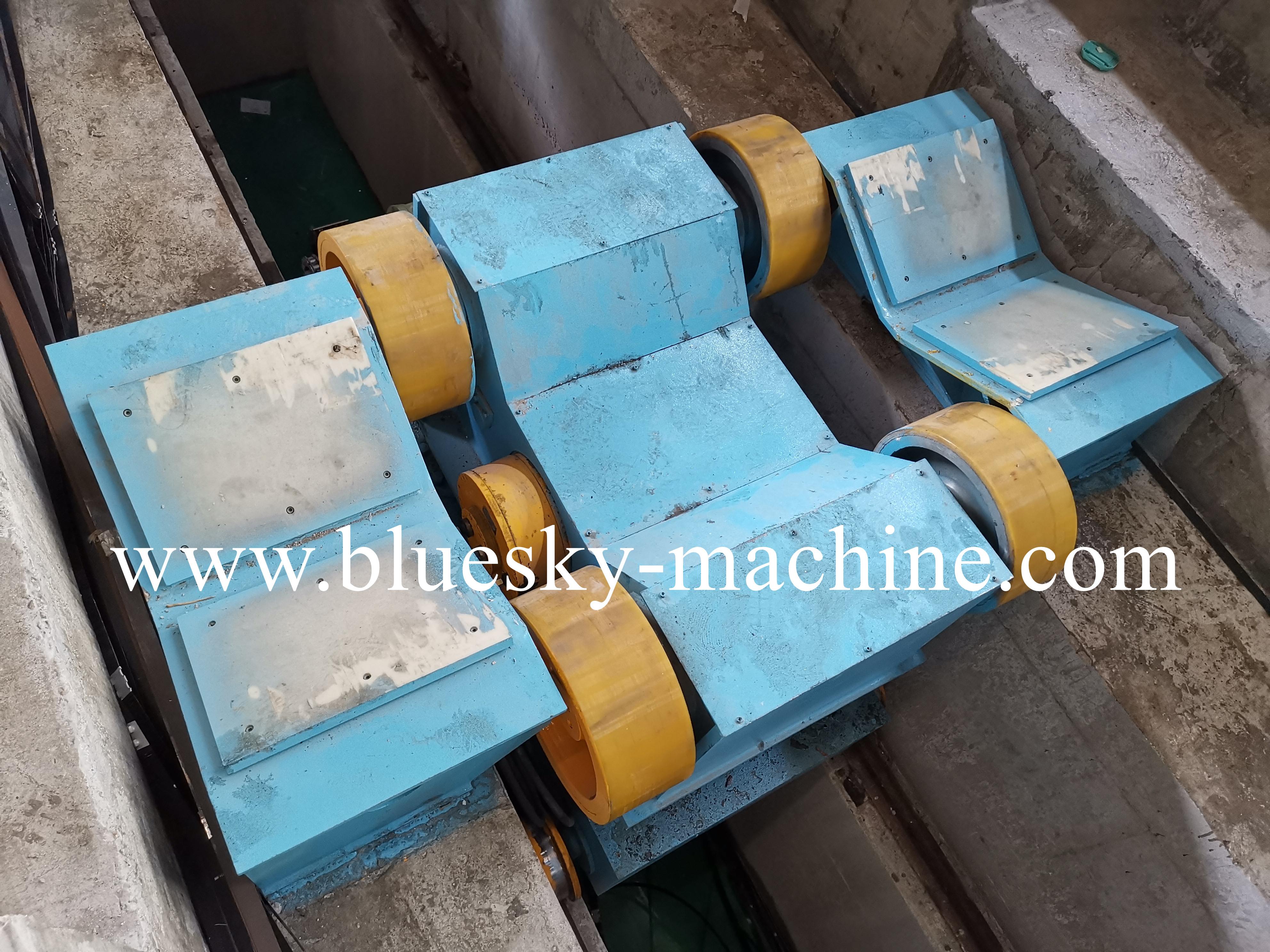 3.Hydraulic Coil Car