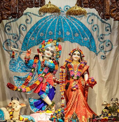 ISKCON Pune NVCC Deity Darshan 09 Jan 2020