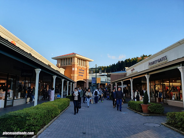 mount fuji gotemba outlet