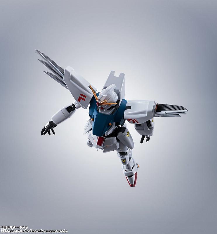 展現十年間技術成長 經典商品在此新生 ROBOT魂 《機動戰士鋼彈F91》鋼彈F91(ガンダムF91) EVOLUTION-SPEC