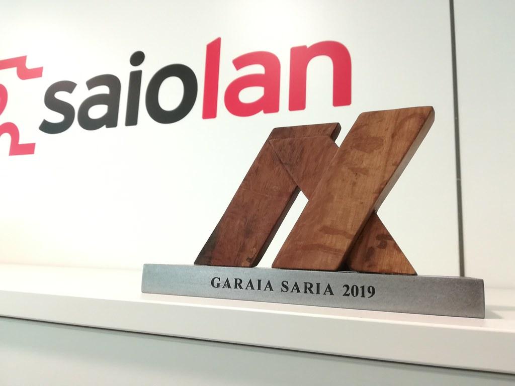 SAIOLAN-GARAIA saria