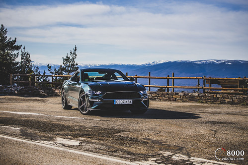 Ford Mustang Bullit - 8000vueltas-58