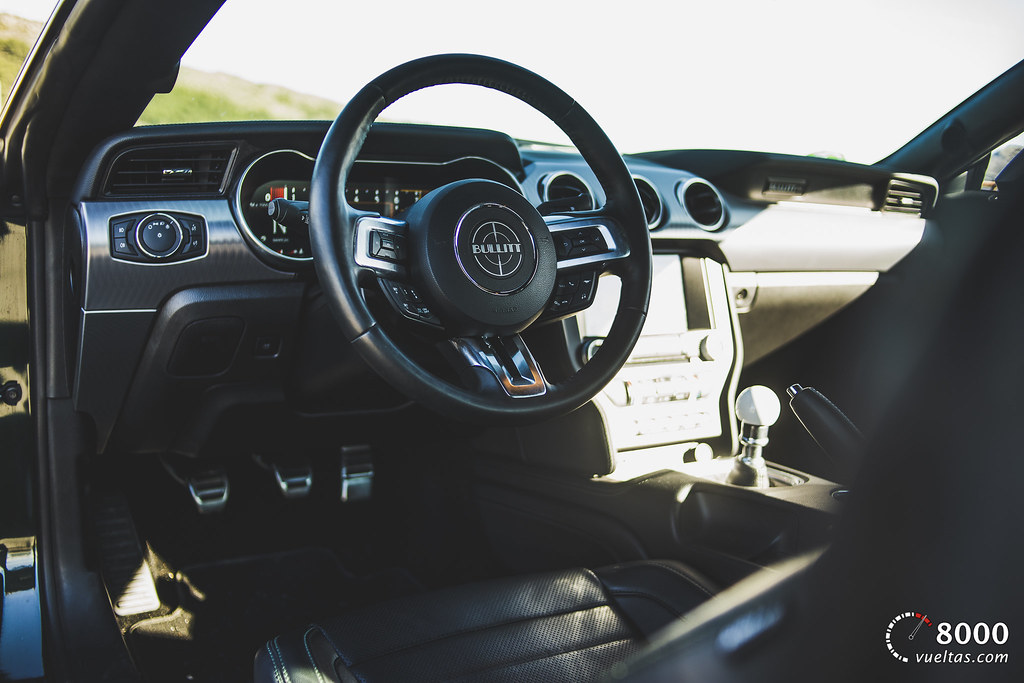 Ford Mustang Bullit - 8000vueltas-55