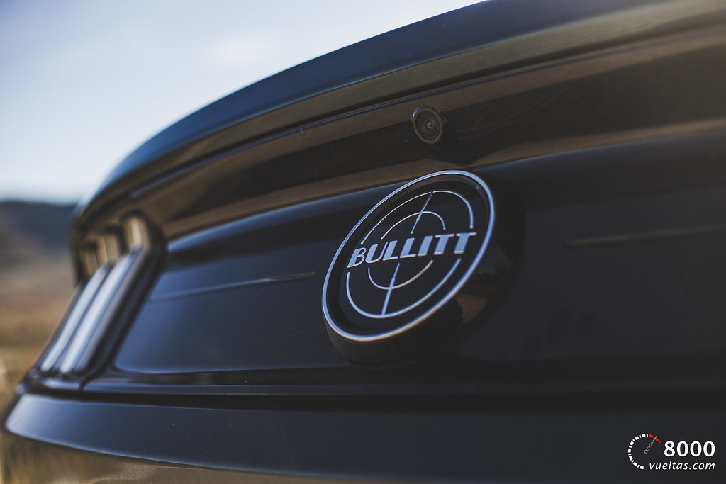 Ford Mustang Bullit - 8000vueltas-28