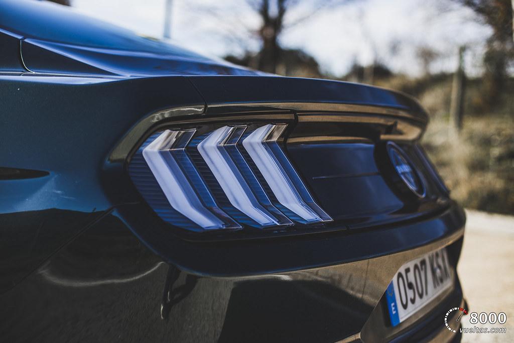 Ford Mustang Bullit - 8000vueltas-26