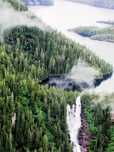 Misty Fjords - Ketchikan, Alaska