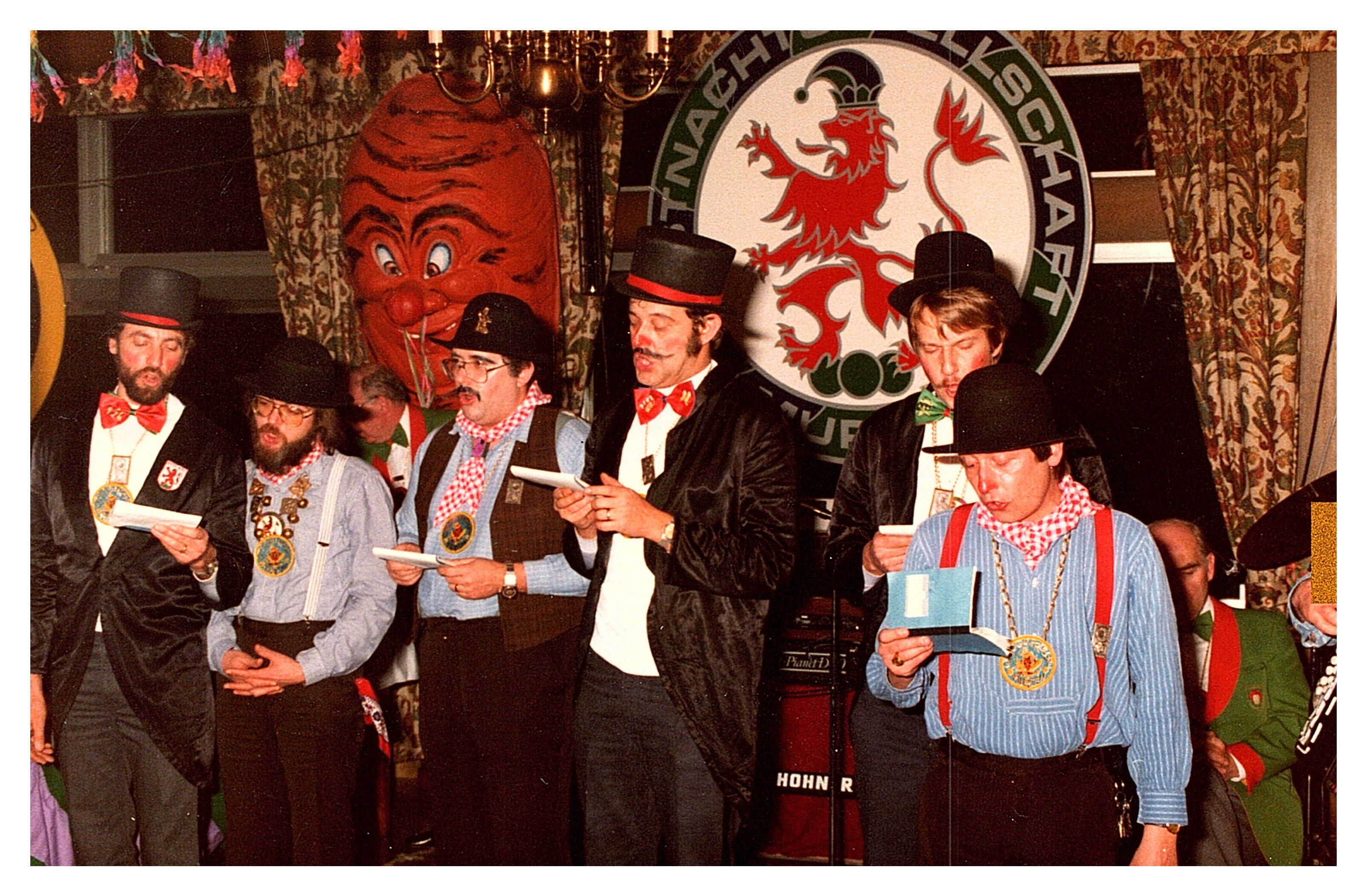 1982 Singfrösche