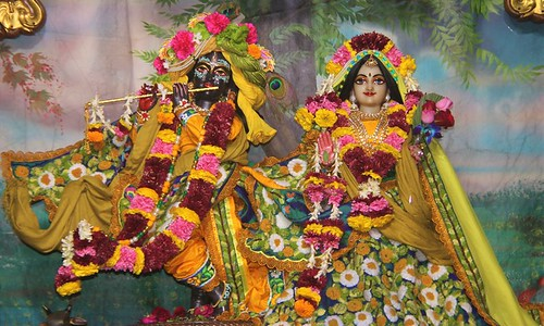 ISKCON Delhi Deity Darshan 09 Jan 2020