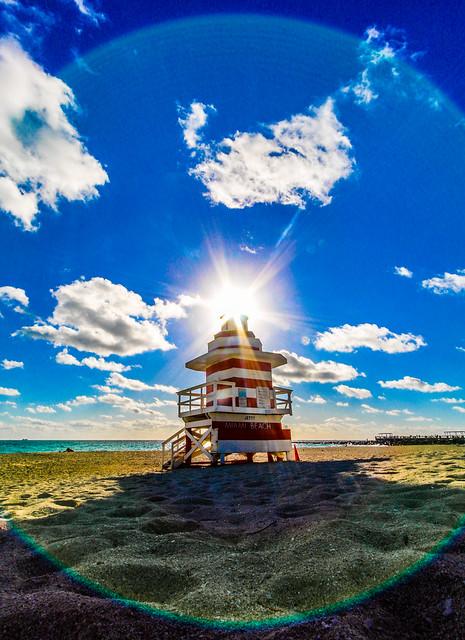 Miami Beach Lifeguard Tower Jetty Lighthouse (3)