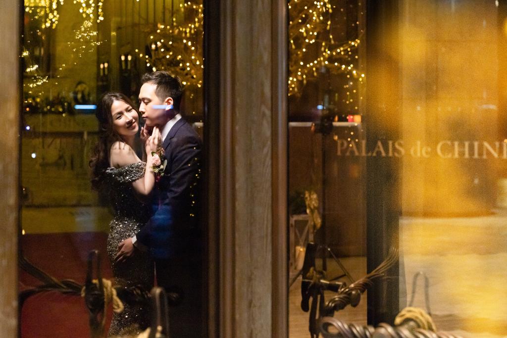 [ 婚攝 ]尹亮Allen & 俞安Abbie 婚禮紀錄@君品酒店 婚禮攝影
