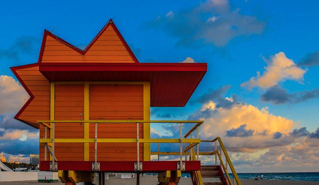 Miami Beach Lifeguard Tower 8th Street (4)