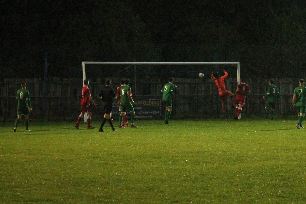 BTFC v Leverstock Green League 09/11/19