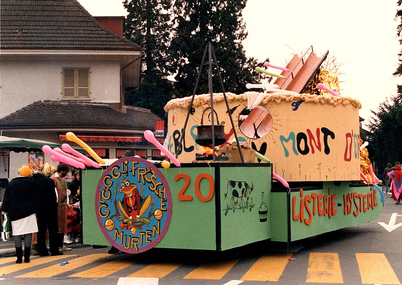 1988 Umzug