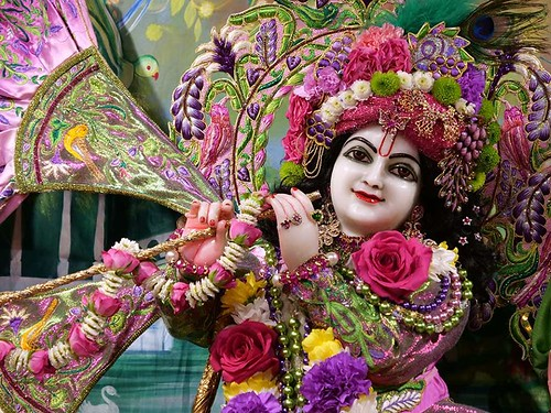 ISKCON London Deity Darshan 09 Jan 2020
