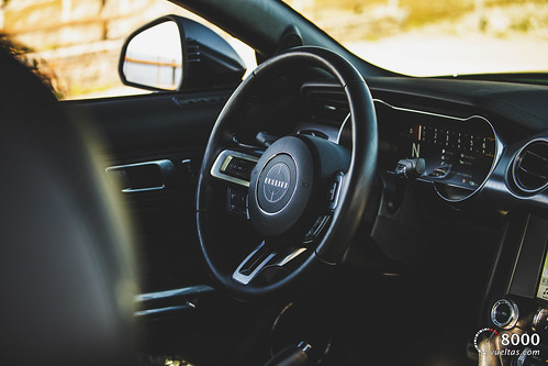 Ford Mustang Bullit - 8000vueltas-63