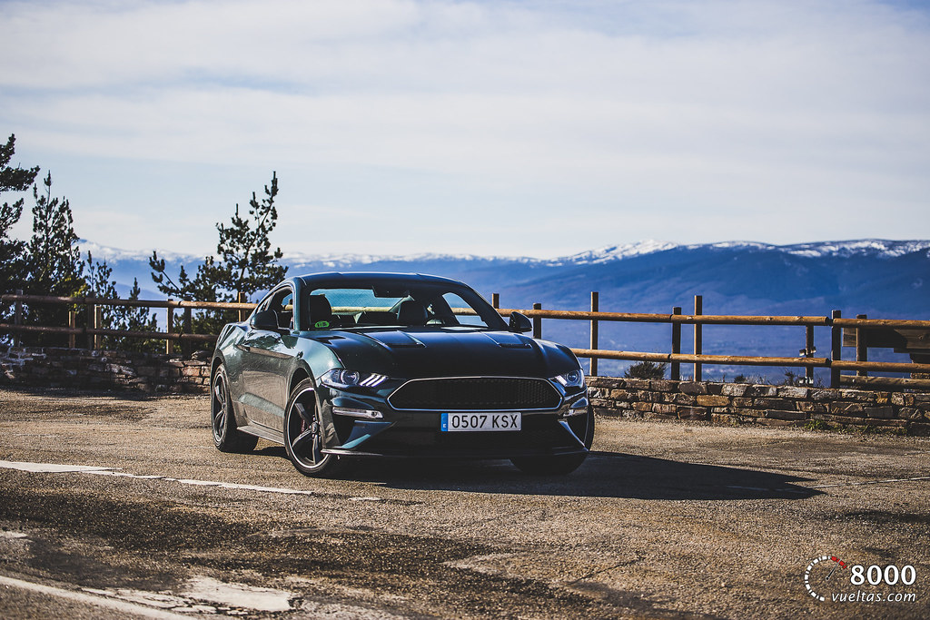 Ford Mustang Bullit - 8000vueltas-59