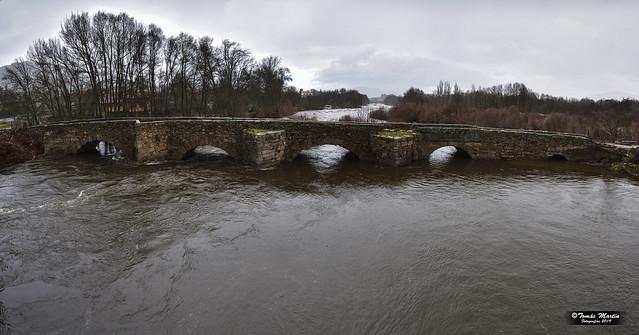 Puente de las Aceñas.