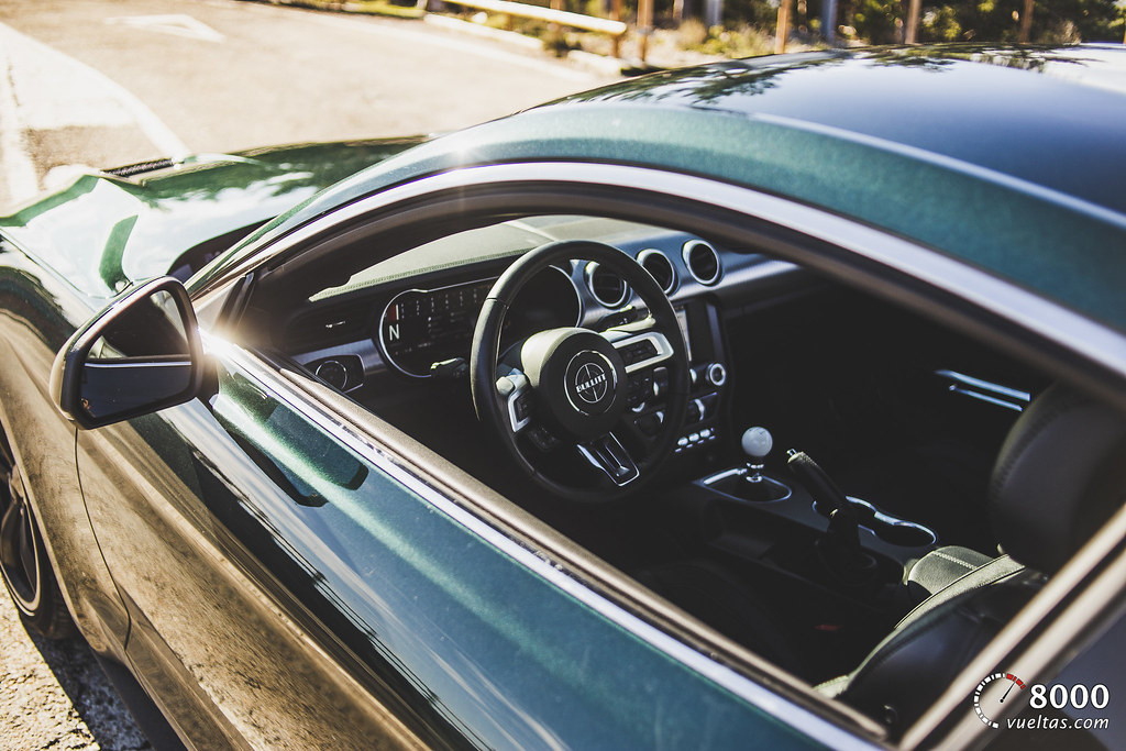 Ford Mustang Bullit - 8000vueltas-49