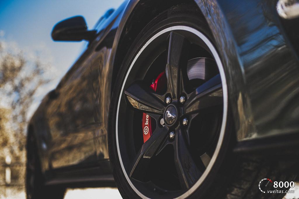 Ford Mustang Bullit - 8000vueltas-32