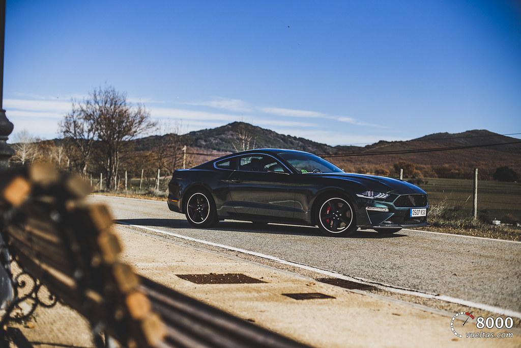 Ford Mustang Bullit - 8000vueltas-18
