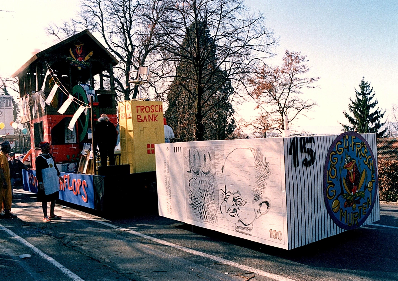 1989 Umzug