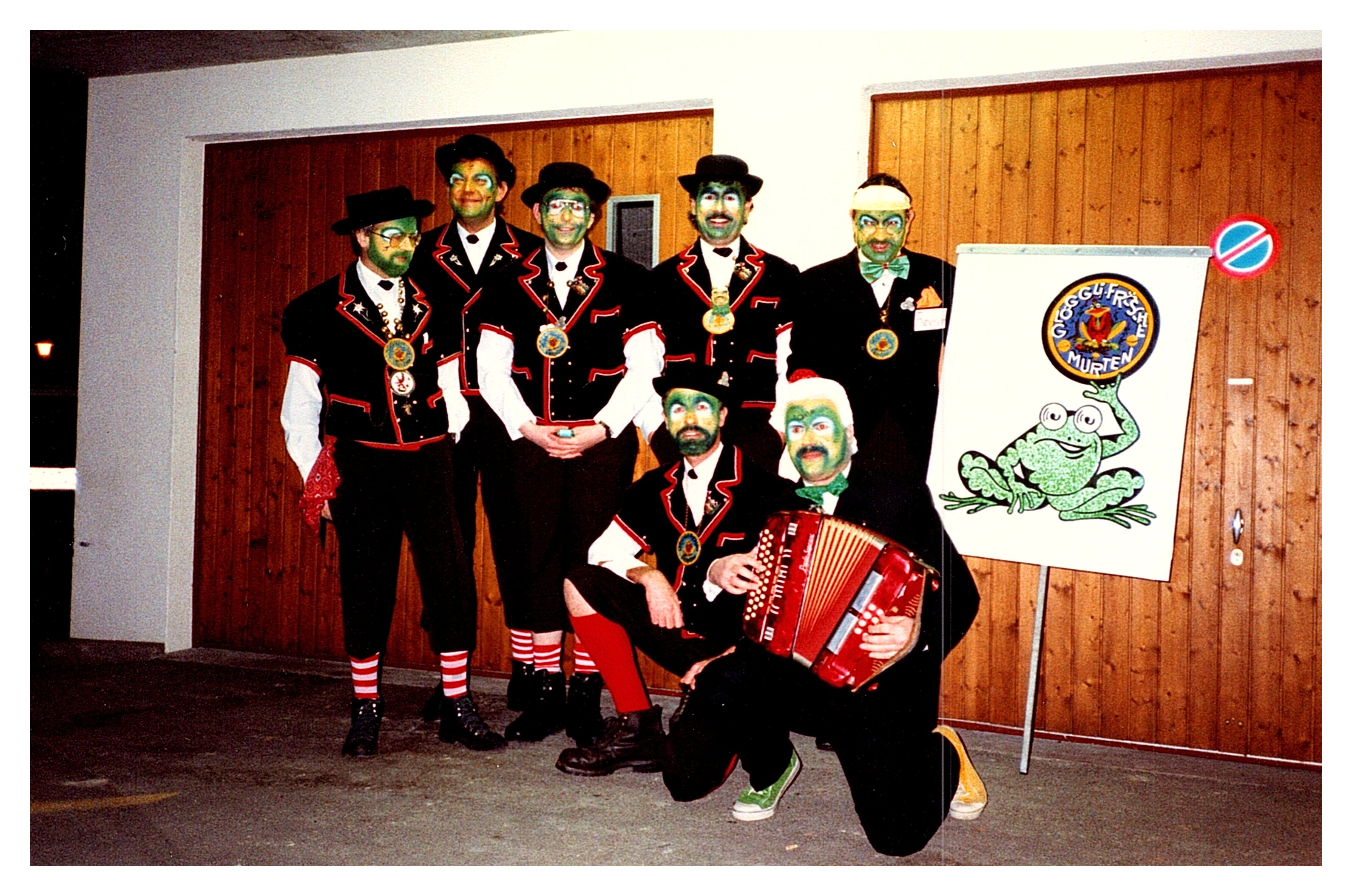 1989 Singfrösche