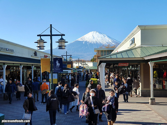 mount fuji gotemba outlet kkday