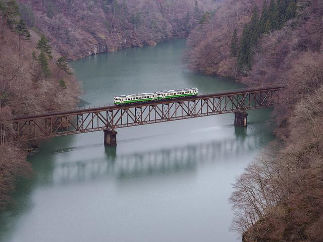 Tadamigawa  只見川