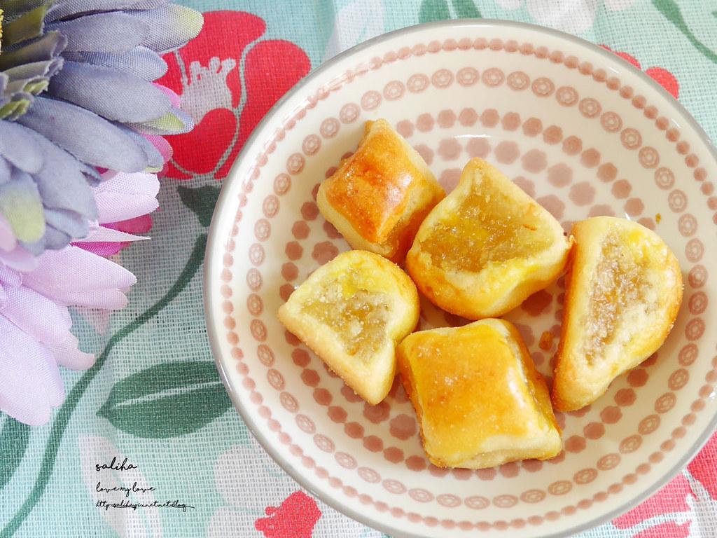 桃園淡水深坑老街必買好吃一口酥鳳梨酥大溪拿破崙派 (1)