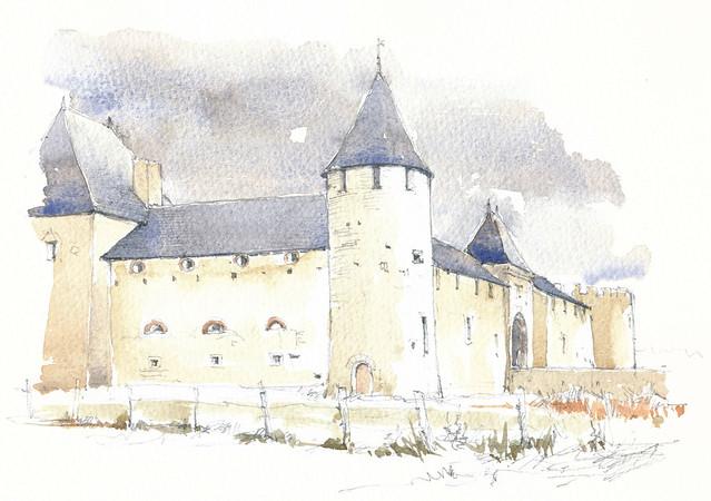 France, Nièvre, Villars
