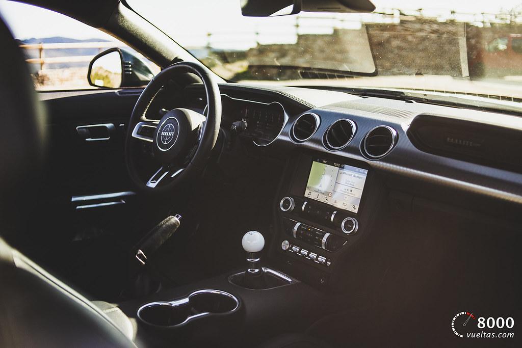 Ford Mustang Bullit - 8000vueltas-51