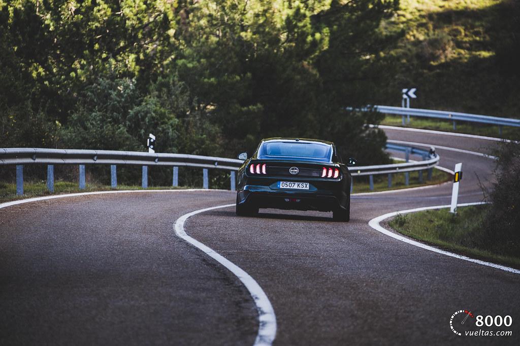 Ford Mustang Bullit - 8000vueltas-14