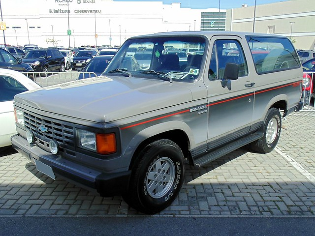 Chevrolet Bonanza Custom DL 1992