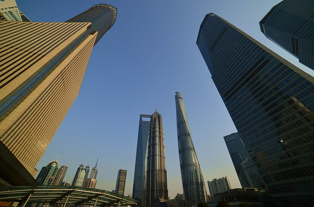 Shanghai - Lujiazui