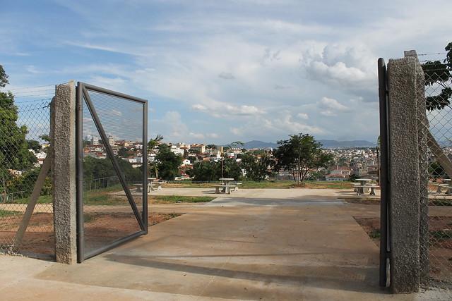 09/01/2020. Obras de manutenção no Parque Telê Santana entram em fase final. Fotos: Rogério França