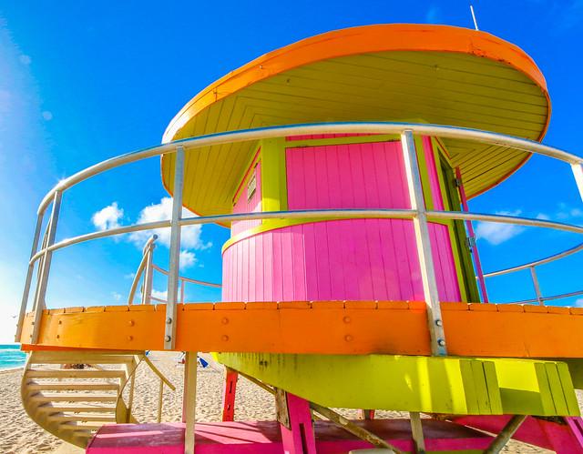 Miami Beach Lifeguard Tower 10th Street (4)