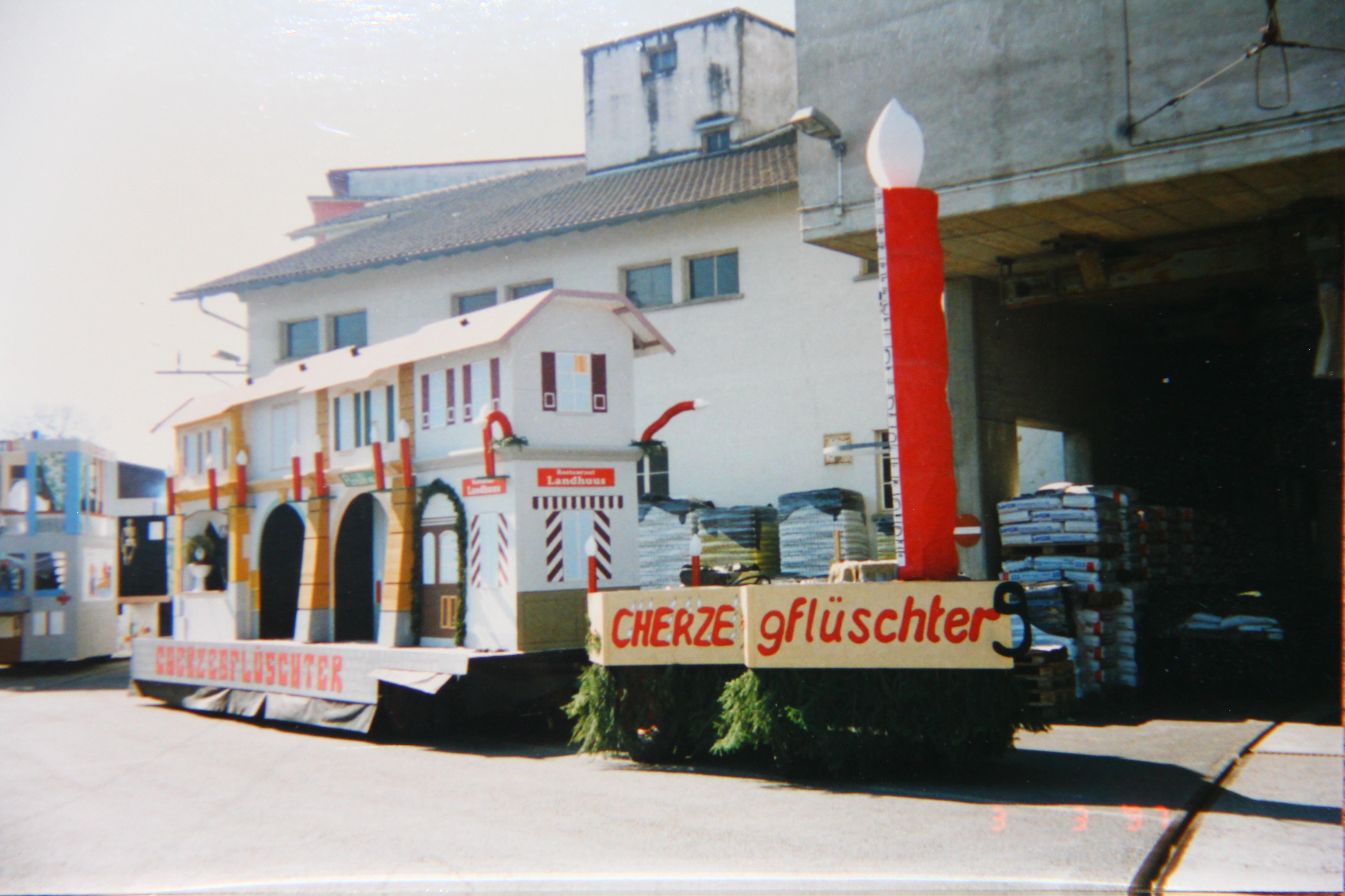 1997 Umzug