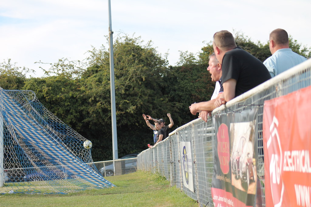 London Colney v BTFC FA Vase 14/09/19