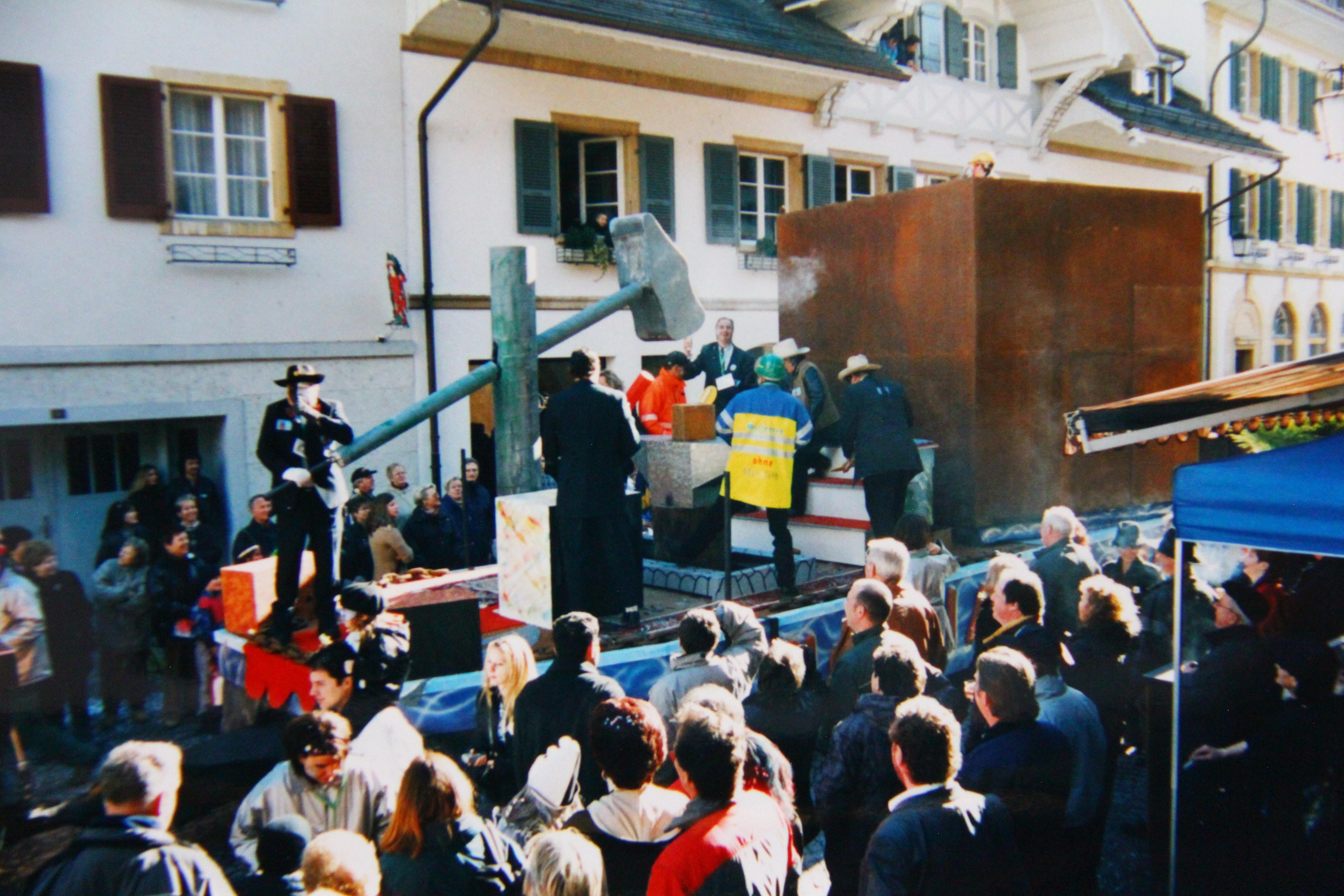2003 Umzug