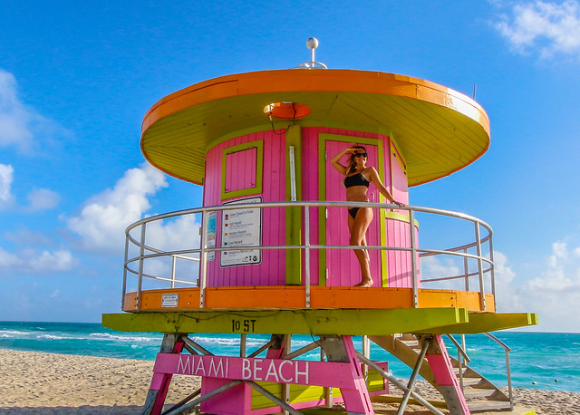 Miami Beach Lifeguard Tower 10th Street (2)