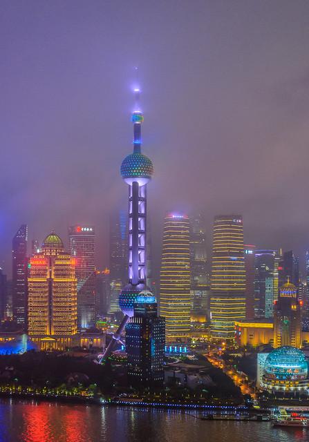 Shanghai symphony