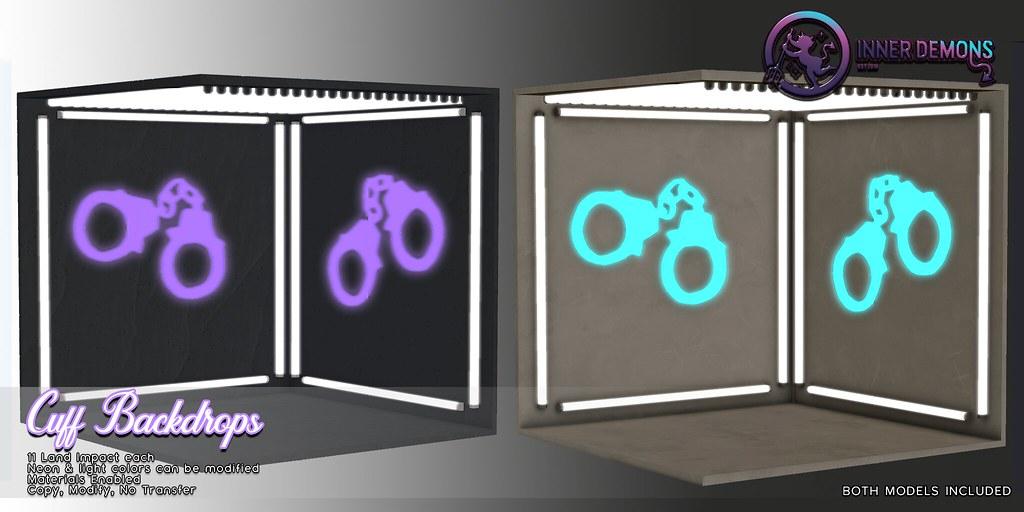 {ID} Cuff Backgrounds