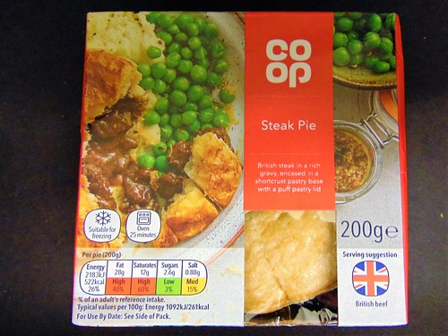 .(CHP) STEAK PIE {cp} 200g 2019 {5000128 712255} | Flickr