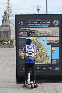 LA CIUDAD DE GALDÓS. EXPOSICIÓN